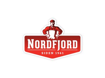 Nordfjord kjøtt logo