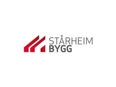Stårheim Bygg logo